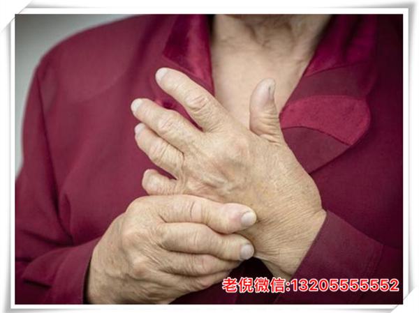 手指发麻  需要早点调理  生活中更要多注意